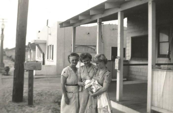 Sylvia Thacker, Hazel Eleanor Bradshaw, Nancy Roberta Benson, Ch