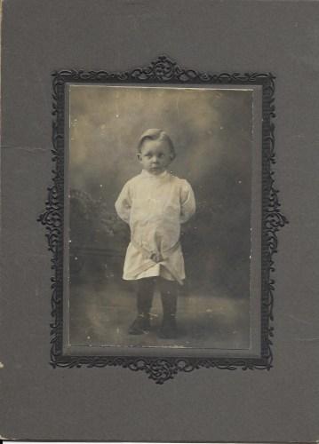 Hanley Solease Baird, January 1907,