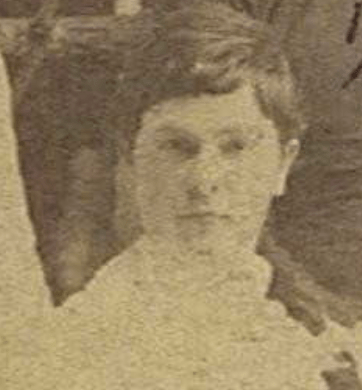 Bash Kathryn Nichols, from Winifred Louise Hooper family photo