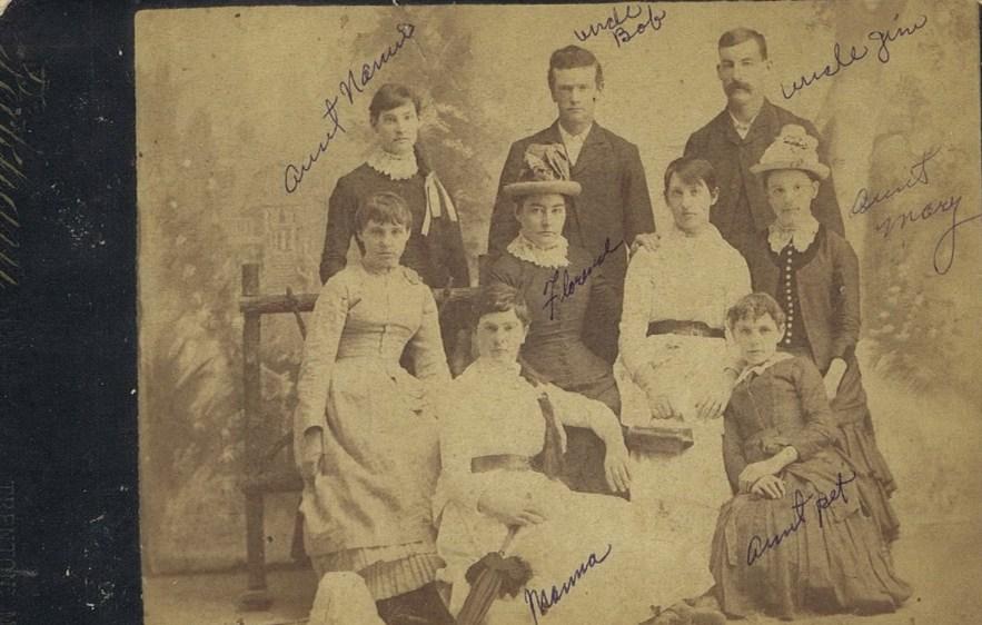 Hooper Family of Trenton, Missouri