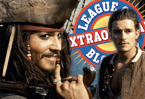 League of Extraordinary Bloggers - Pirates