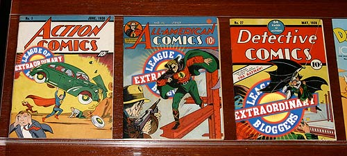 league comics