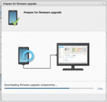 Prepare For Firmware Upgrade