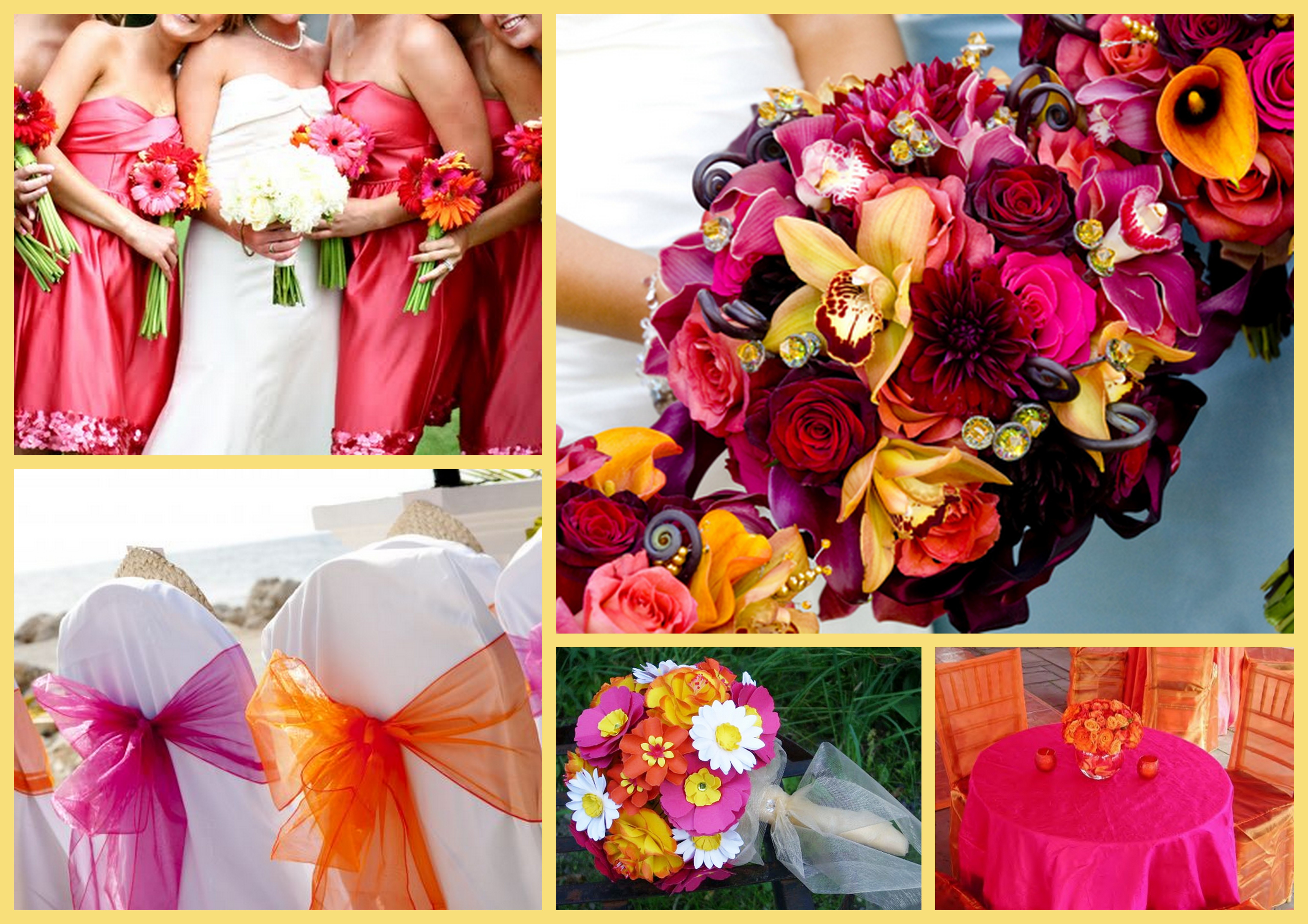 Coolaz Stubby Holders: Colour Themes For Your Wedding