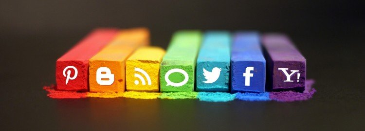 Our SEO Bristol Company Social Media Icons Image