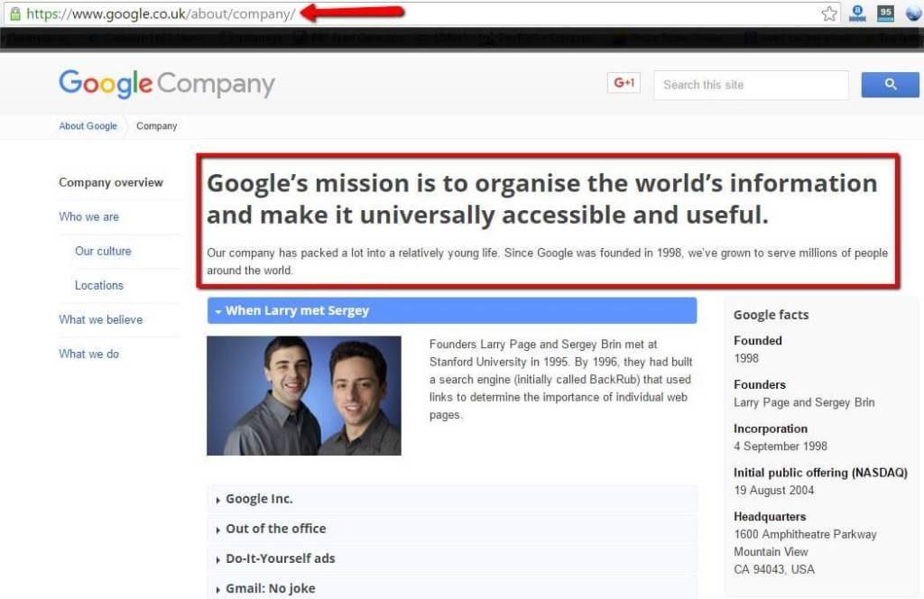 how to rank my website in Google