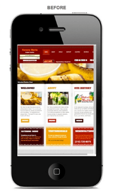 CoolBison Google mobile update screenshot image