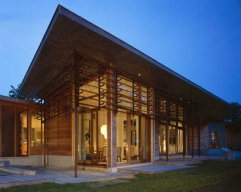 Relaxed Art Studio Designs with Contemporary Exterior1