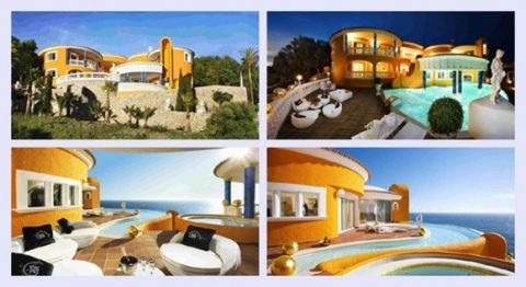 Luxury Beachside House Designs With Glamour Furnishing Planer1