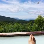 栗駒山荘(須川温泉)の絶景露天風呂 入浴ツーリングしてきた。