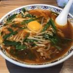 ニラそば広東麺桜木屋 大仙店で絶品ニラそばと鶏のから揚げを食べた