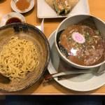 無尽蔵の柿ポルフェノールラーメン食べた、秋田大曲イオン店