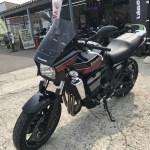 バイク車検費用公開 ZRX1200 ダエグ購入5年目 走行距離23764㎞の場合