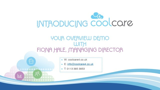 Quick CoolCare4 Demo with Fiona Hale, MD