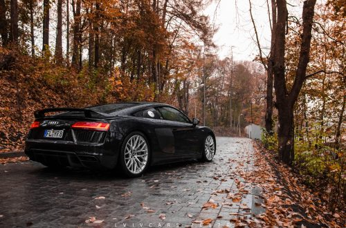 Germany 2015 Audi R8 V10 Plus