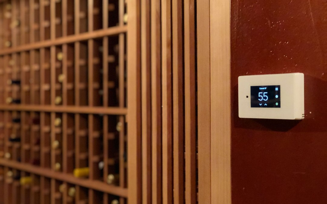 How to Properly Store Your Wine with Climate Control System Options