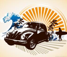 volkswagen-beetle-surfing-art