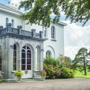 Coolclogher manor house Killarney