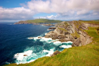 Stunning sea views on the many day trips