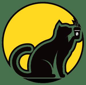 cool coffee cats favicon