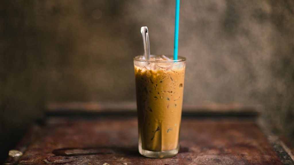 make iced coffee without coffee maker