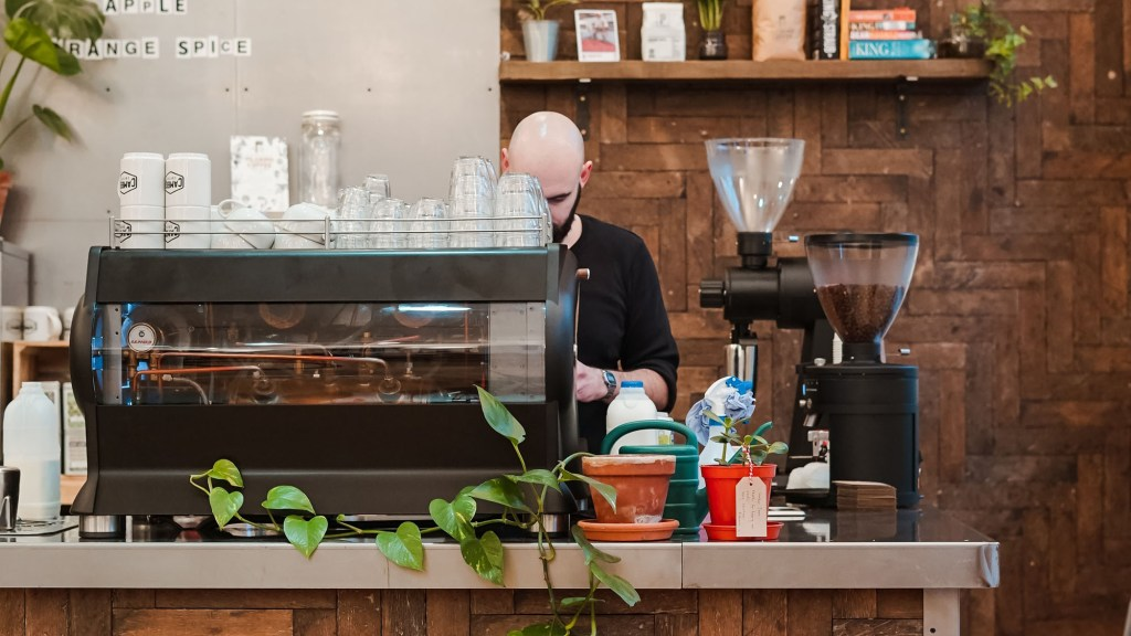 Opening a Coffee Shop in a Small Town