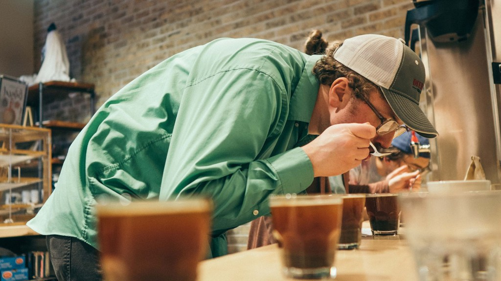 how to cleanse your palate for coffee tasting