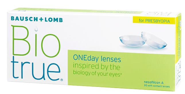 BIOTRUE ONE DAY FOR PRESBYOPIA - Biotrue One Day for Presbyopia