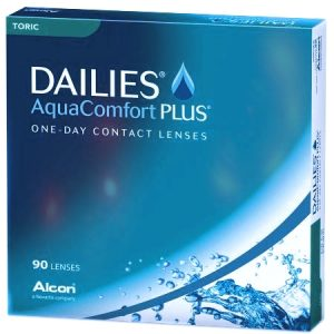 DAILIES AQUA COMFORT PLUS TORIC 90 300x300 - Focus Dailies All Day Comfort