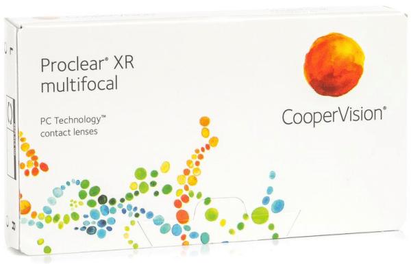 PROCLEAR MULTIFOCAL XR - Proclear Multifocal XR