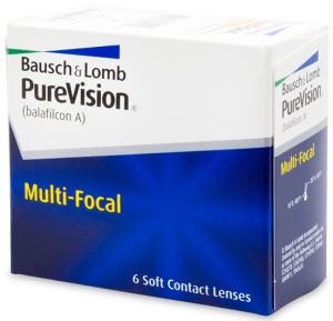 PUREVISION MULTIFOCAL - SofLens Multifocal (6 lenses/box)