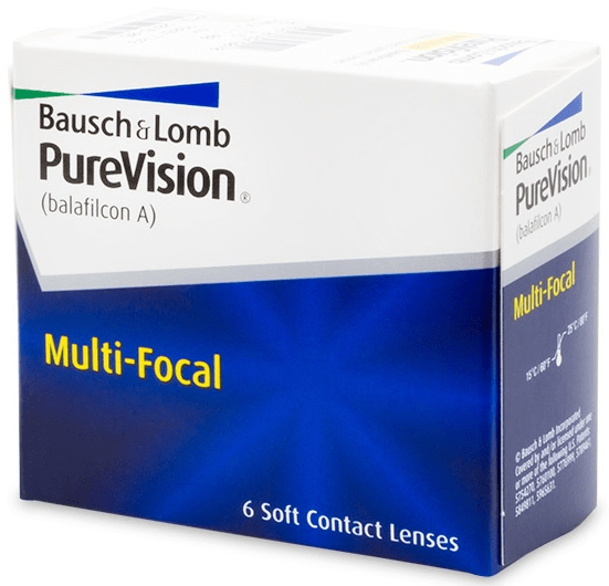 PUREVISION MULTIFOCAL - PureVision Multifocal