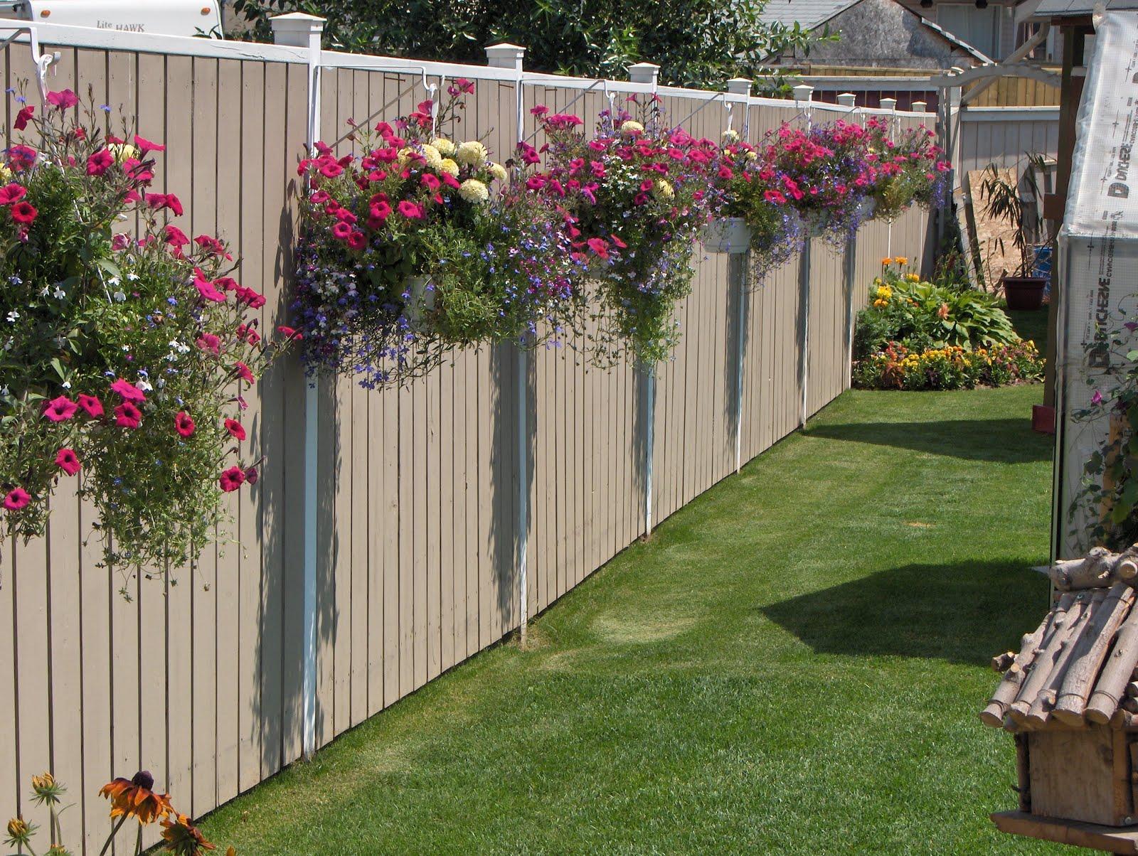 title | Garden Fence Ideas