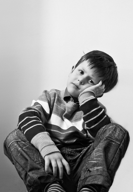 Some Realistic Examples of Portrait Photography (3)