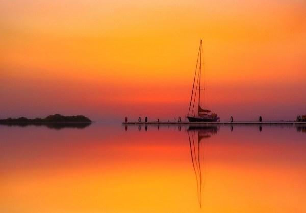 Magic of Sunset