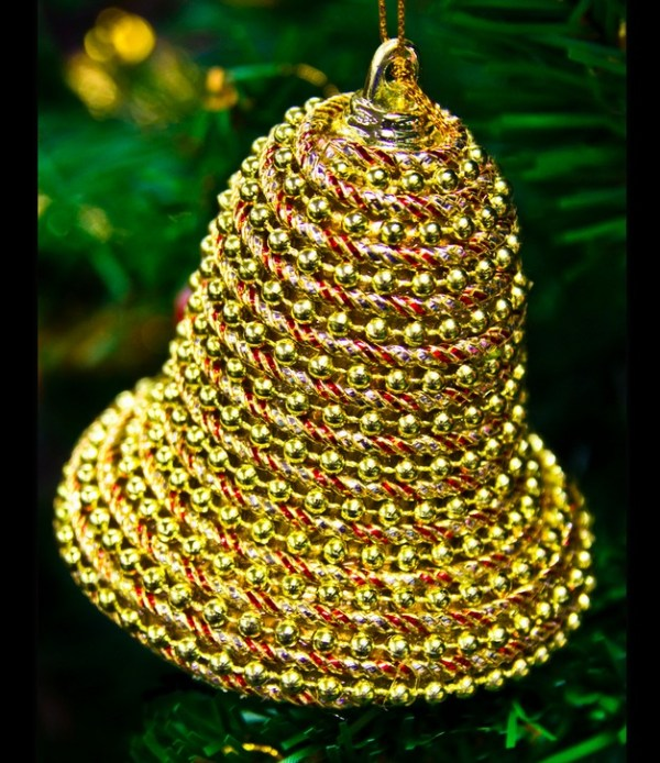 Decorated Bell