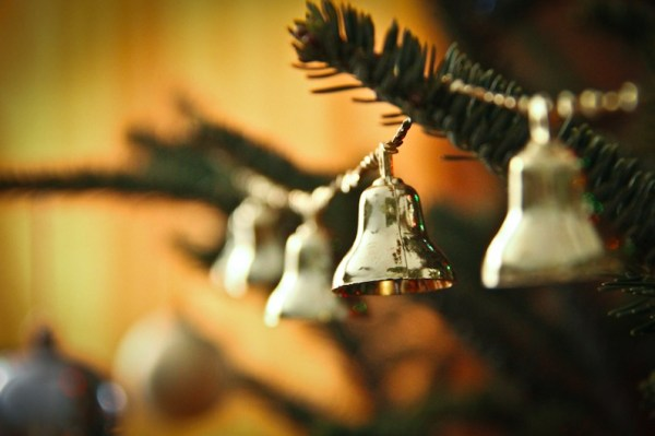 Shiny Christmas Bells