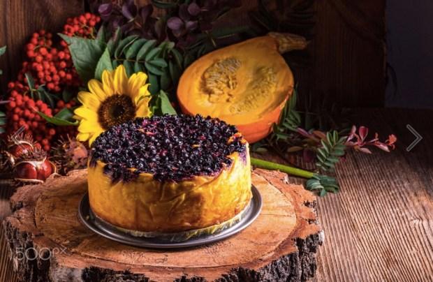 thanksgiving-cake-with-amazing-presentation