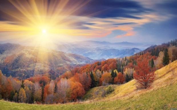 Most Beautiful Sunrise Picture