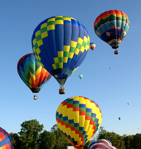 Balloon Launch by Soller Photo