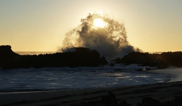 Greenough coast, WA Australia
