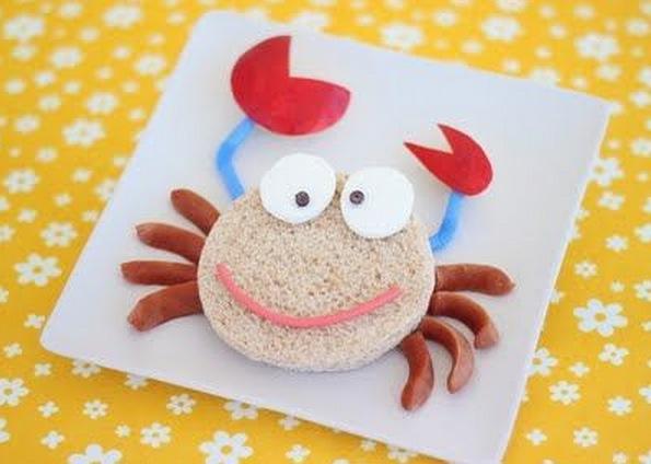 Lunch Box crab