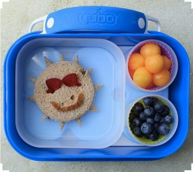 Morning Sun Lunch box idea