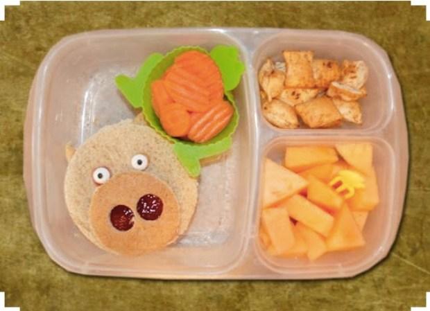 Piggy School lunch