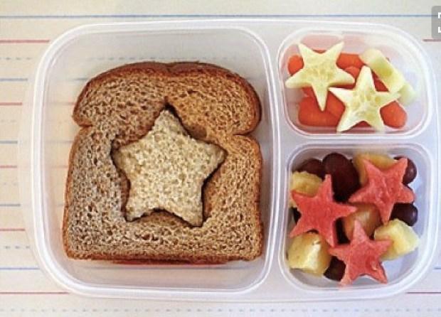 Star Power Lunch idea