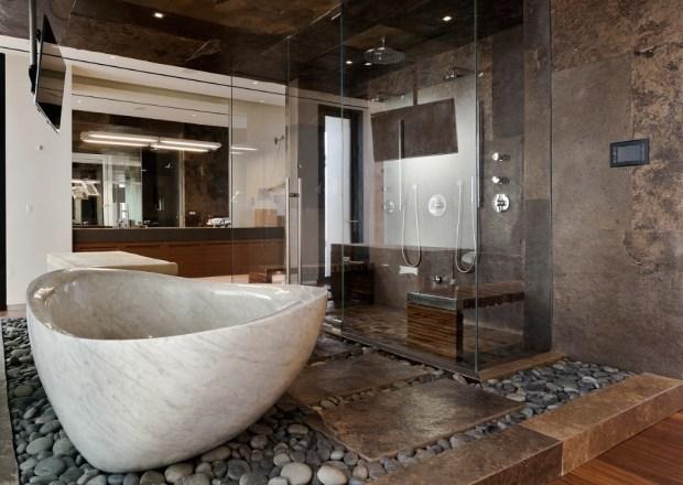 An Amazing Bath area