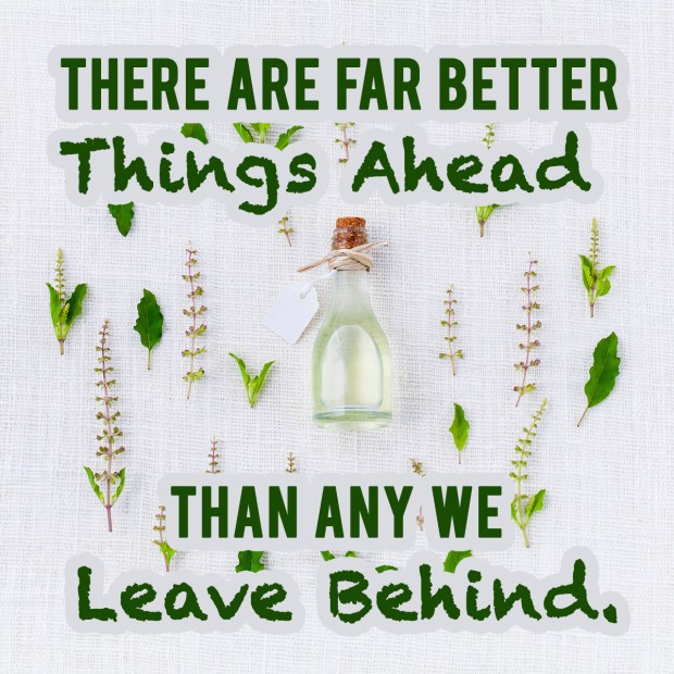 than any we Leave Behind