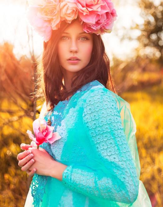 Flower Fashion