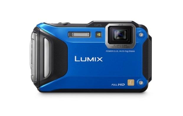 Panasonic LUMIX WiFi DMC TS6