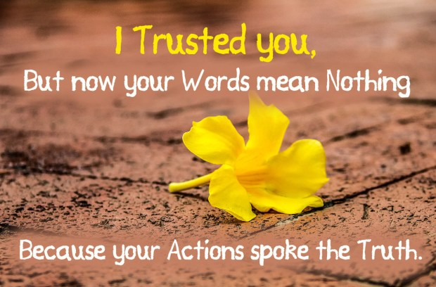 because-your-actions-spoke-the-truth